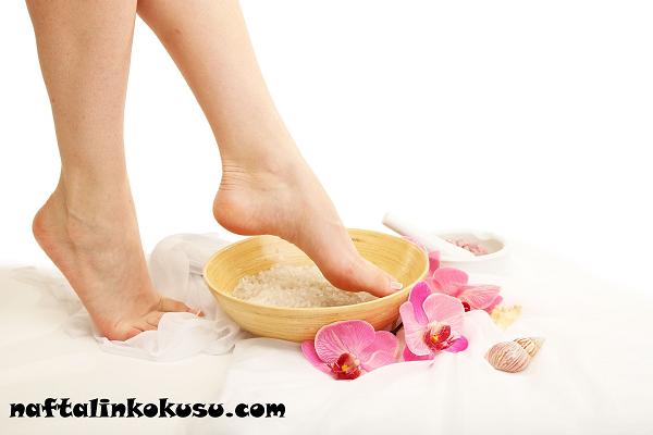 tırnak ve ayak bakımı, tabanlarımızda meydana gelen ağrı, Nemlendirici kremler