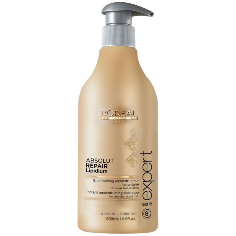 loreal bakım şampuanı, loreal serie expert şampuan, saç bakım şampuanı