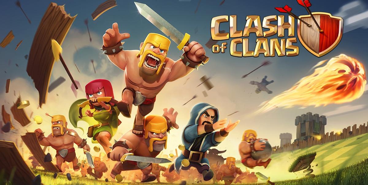 clash of clans, clash of clans oynamak, clash of clans oyunu